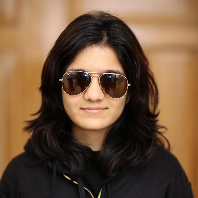Alina Salman