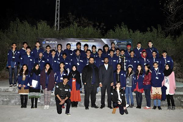 Buraq Space Camp 2013