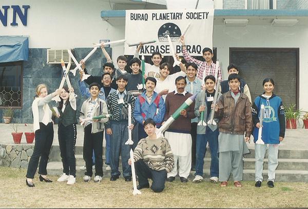 Buraq Space Camp 1997