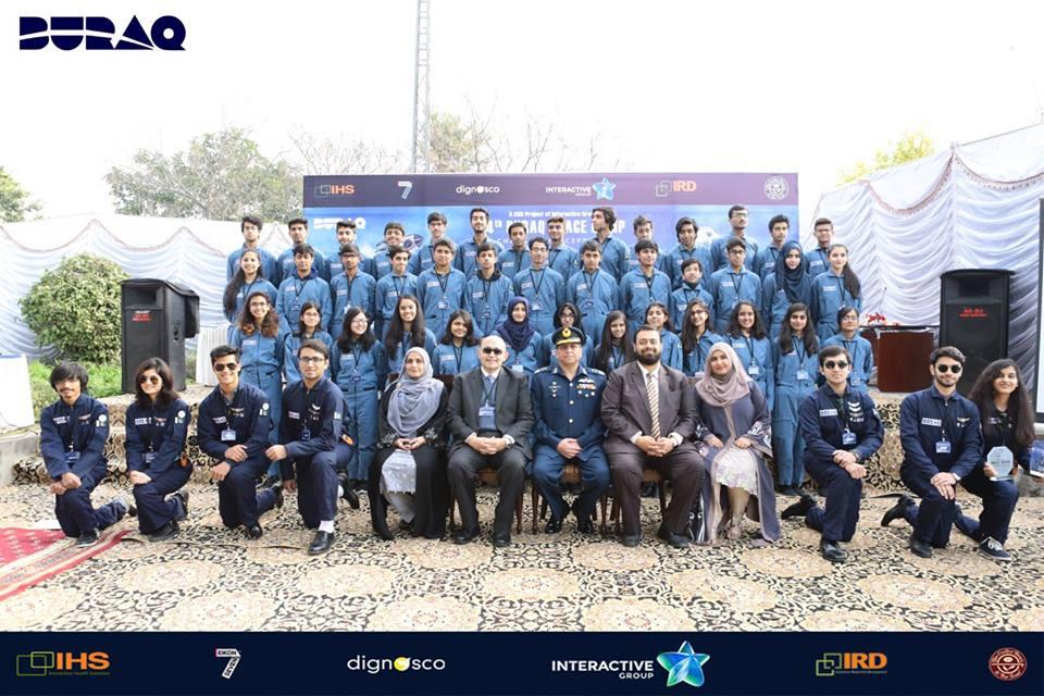 Buraq Space Camp 2017