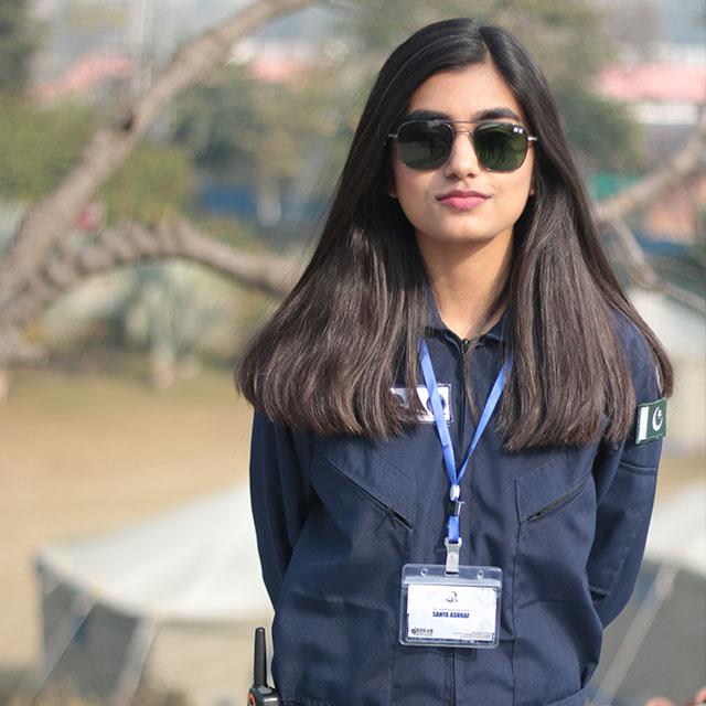 Sanya Ashraf
